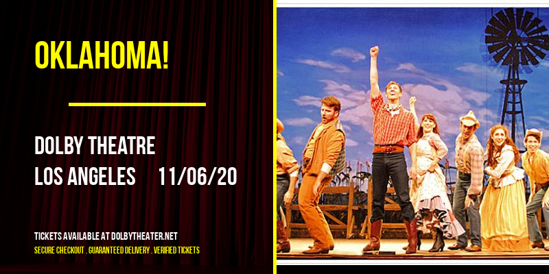 Oklahoma! [POSTPONED] at Dolby Theatre