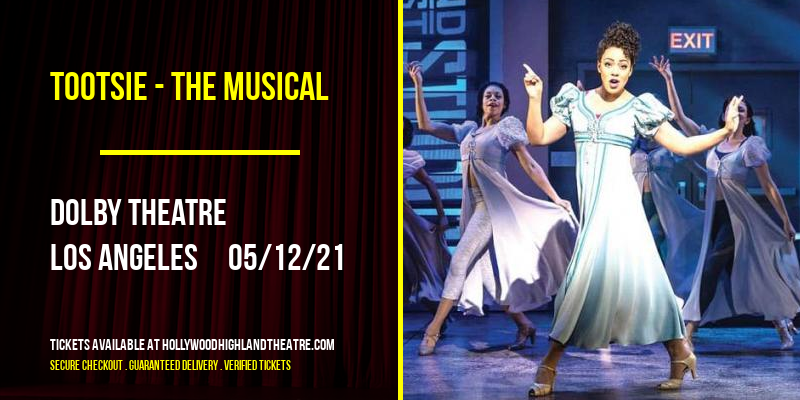 Tootsie - The Musical at Dolby Theatre
