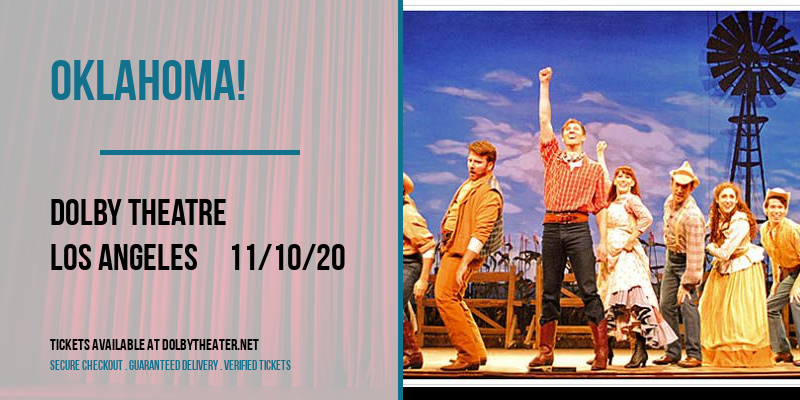 Oklahoma! [CANCELLED] at Dolby Theatre