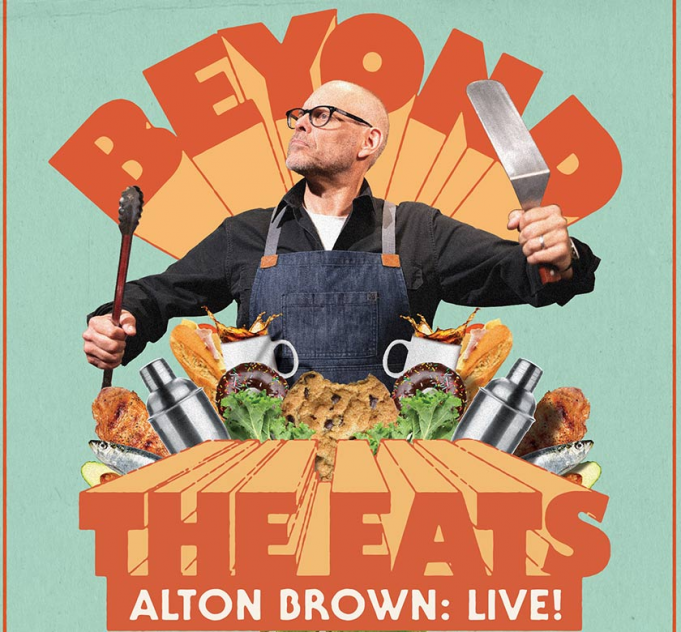 Alton Brown: Beyond The Eats at Dolby Theatre